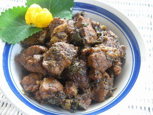 my friend brian told me he had a best geera pork recipe
