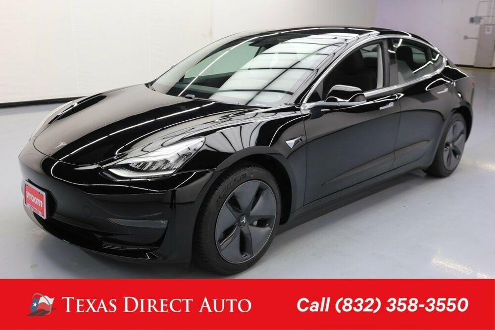 For Sale 2018 Tesla Model 3 Standard 4dr Fastback Texas