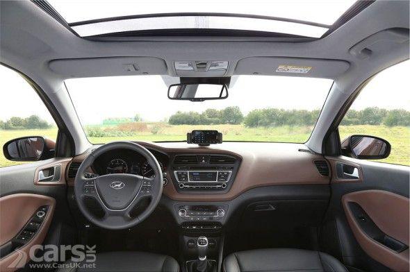 2015 Hyundai I20 Interior Revealed Cars Uk Hyundai Cars Uk New Hyundai