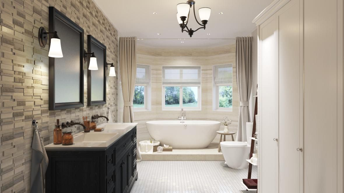 bathroom cabinet online design tool%0A Check out the custom room I just designed with  HomeToWin u    s new virtual tool   Design