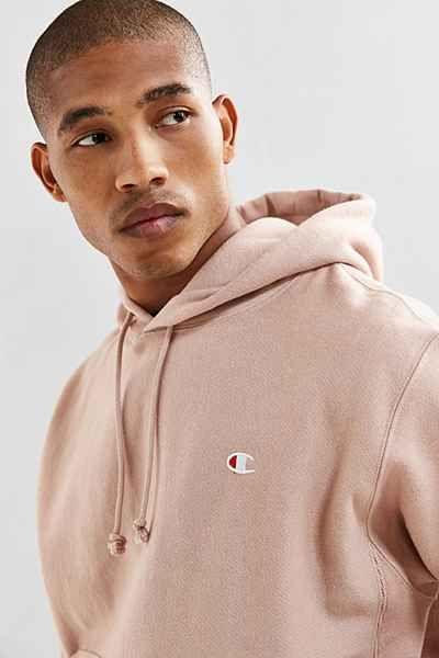 Champion Reverse Weave Hoodie Sweatshirt | Urban outfitters, Men ...