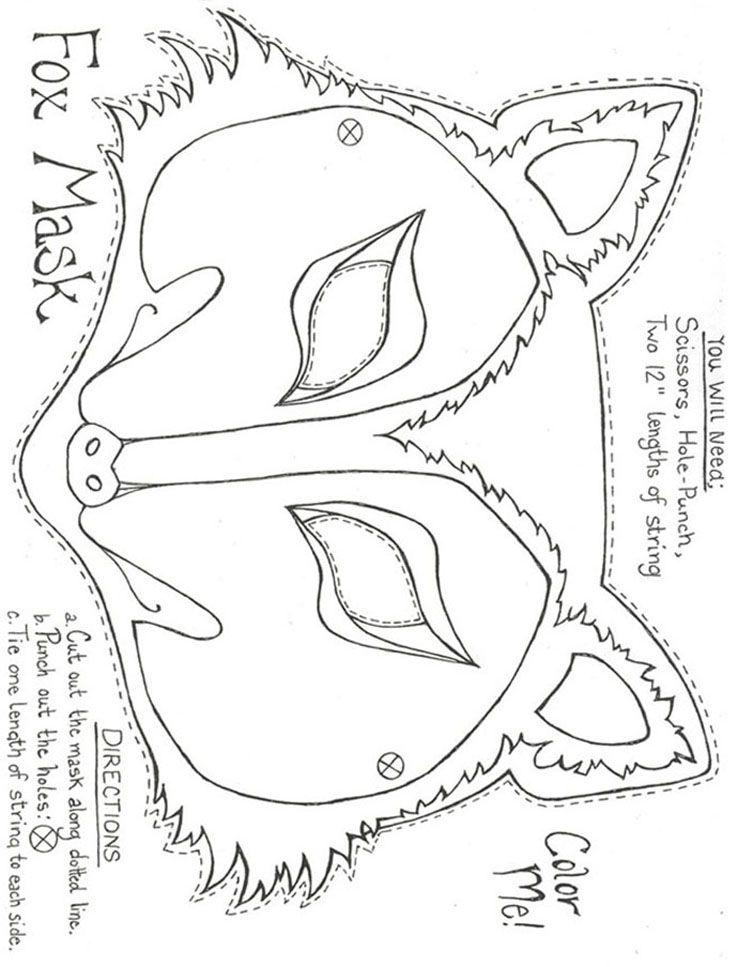 Maske für den Schluss? \u2026 Masks Pinte\u2026