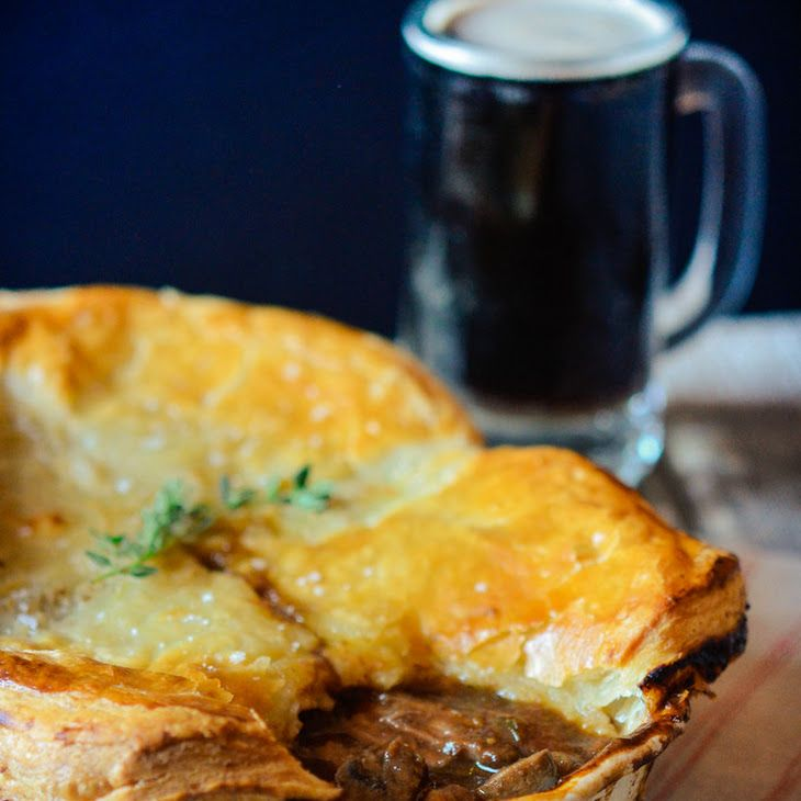 Steak and Guinness Pie Recipe | Yummly | Recipe | Steak ...