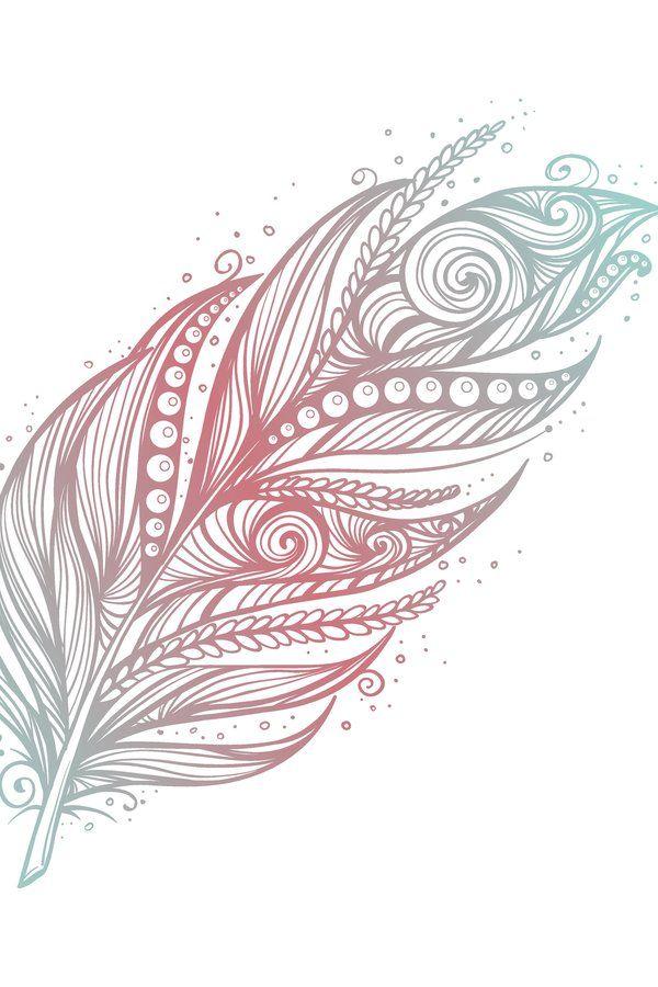 Feder Tattoo Bedeutung Und Vorlagen Tattoos 11