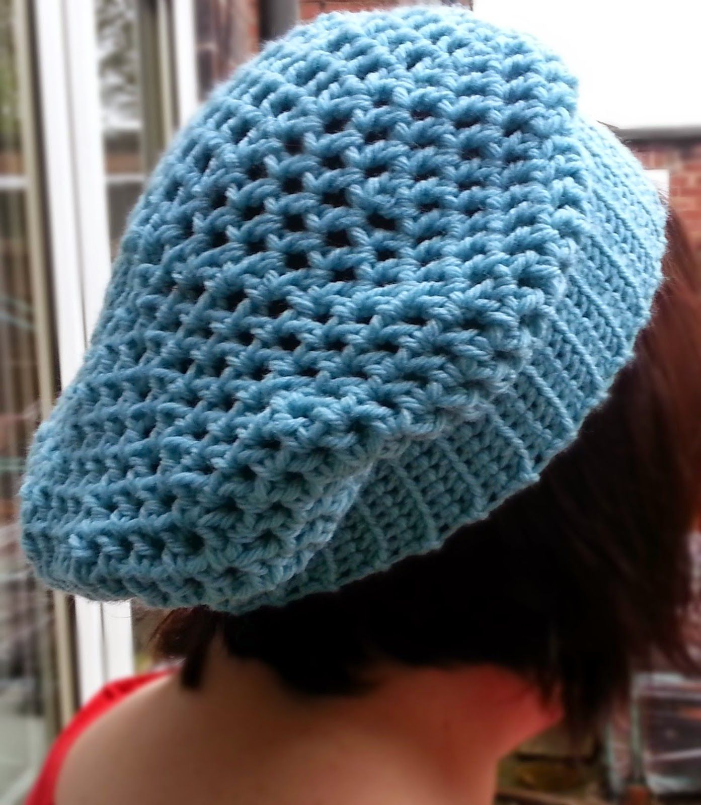 Crazy Crochet Hat: Crochet Hat Pattern, Crochet Hats