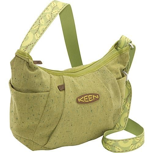 f0bfe6781b2 Keen Westport Shoulder Bag (wool boucle) Green - Keen Fabric Handbags