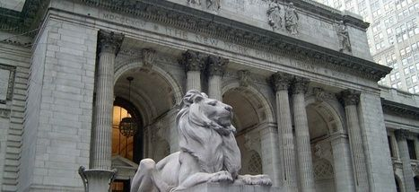 La bibliothèque publique de New York met en ligne 180.000 images libres de droit | Propriété Intellectuelle et Numérique | Scoop.it