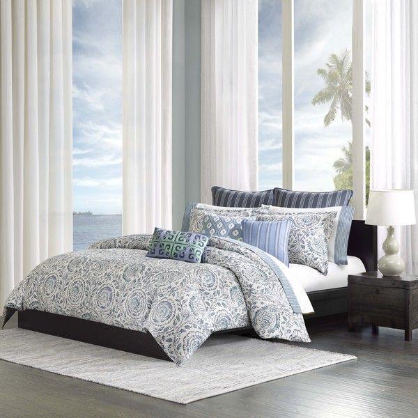 Echo Design Kamala 3-piece Cotton Duvet Cover Mini Set Chambre