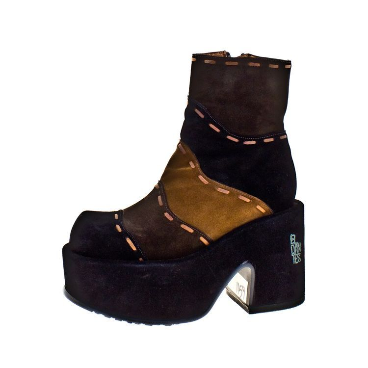 Pin By Hannah Heisman On 2021 In 2021 Funky Shoes Square Toe Leather Boots Cute Shoes