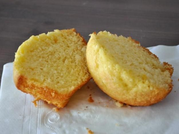 Olive oil keeps muffins moist and imparts a fruity flavor that pairs perfectly with lemon.
