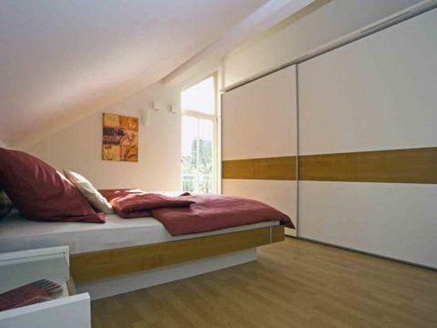Schlafzimmer mit dachschräge | Schlafzimmer dachschräge ...