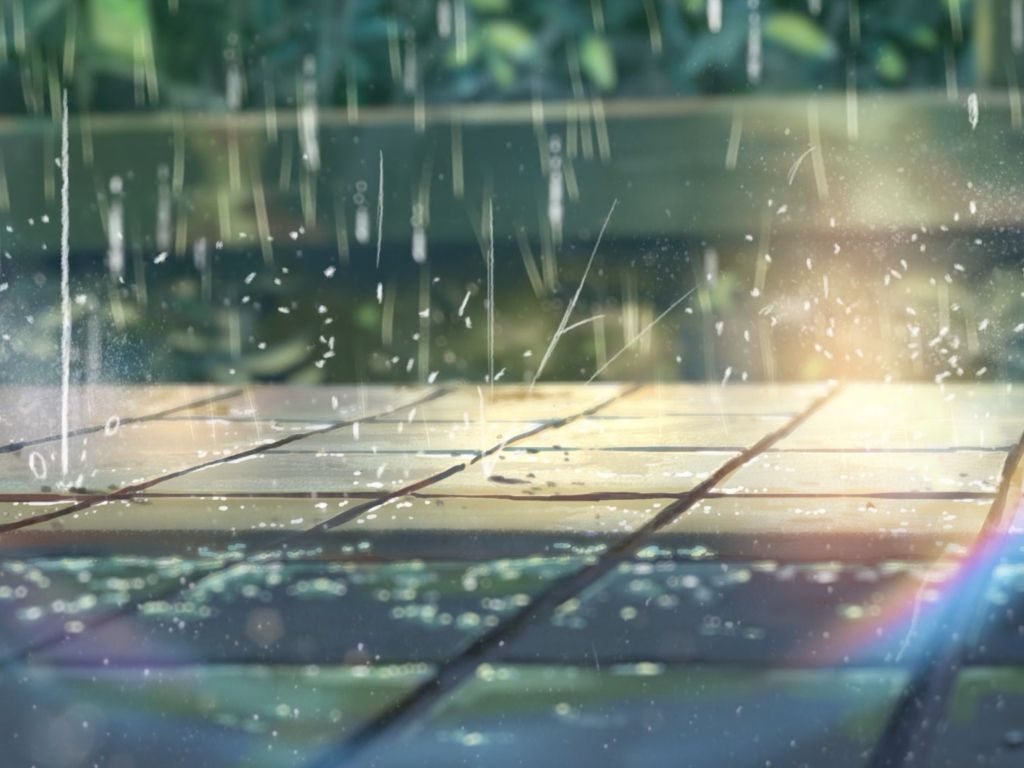 Rainy Days Of Japan With Images Garden Of Words Anime