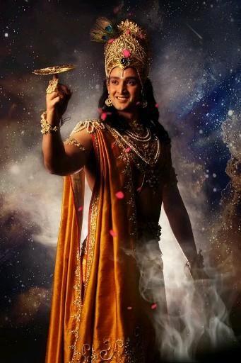 Jay Shree Krishna Video Lord Krishna Wallpapers Radha Krishna Songs Krishna Hindu Wallpaper cave black romantic krishna