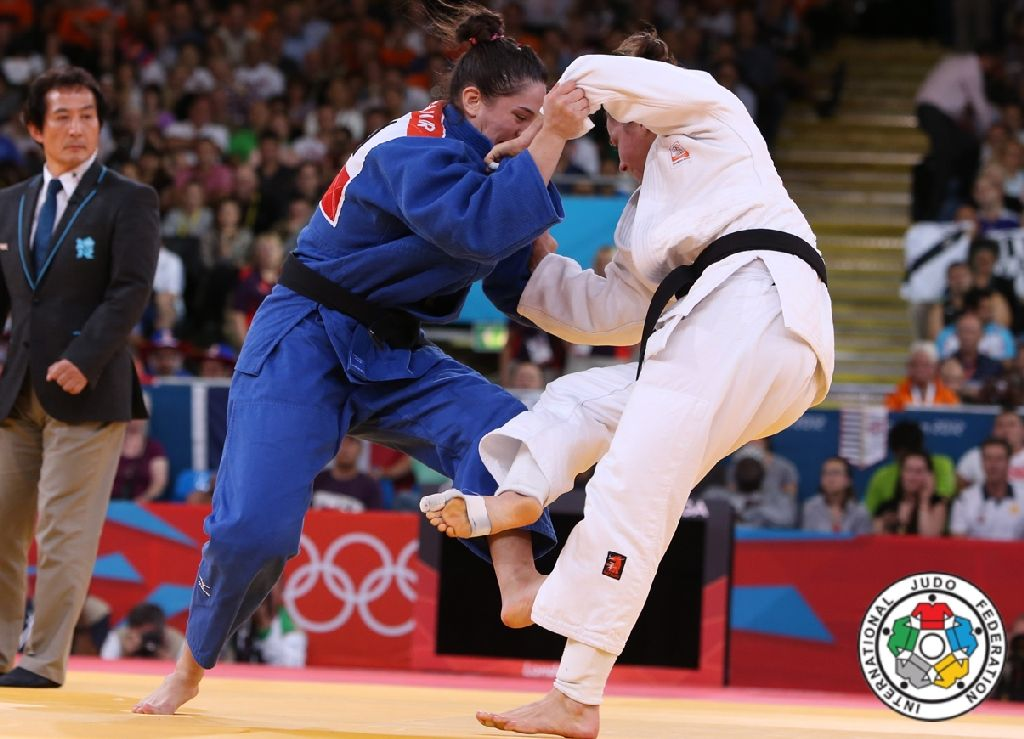 Mayra Aguiar, Judoka, JudoInside