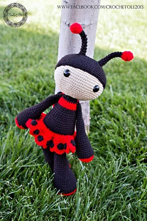 Looking for your next project? You're going to love Extension Kit - Lizzy the Ladybug by designer LWhitney. - via @Craftsy