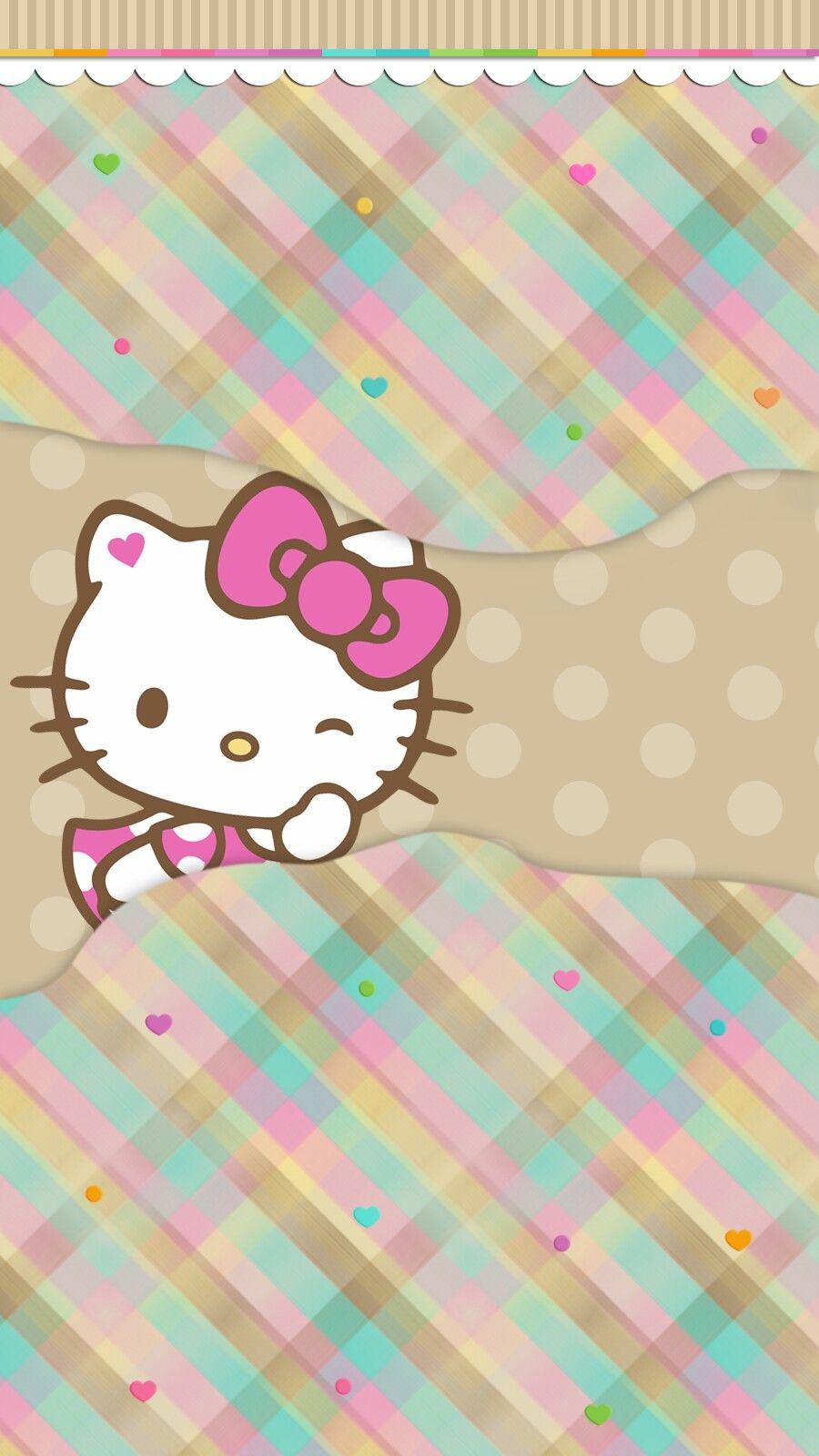 Hello Kitty Wallpaper Android Iphone Hello Kitty Backgrounds Hello Kitty Hello Kitty Images
