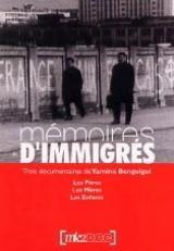 MEMOIRES D'IMMIGRES, L'HÉRITAGE MAGHRÉBIN. Réalisé par Yamina Benguigui.1997. Au fil de trois reportages : ceux qui ont quitté leur pays pour finalement ne jamais revenir : LES PERES, premiers arrivés. LES MERES, qui les ont rejoints à la faveur du regroupement familial et LES ENFANTS, partagés entre deux cultures. (La Médiathèque des 3 Mondes)