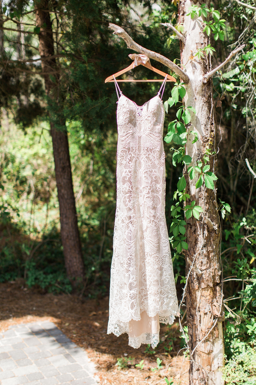 Ti adora beach boho chic lace wedding dress wedding dress pinterest