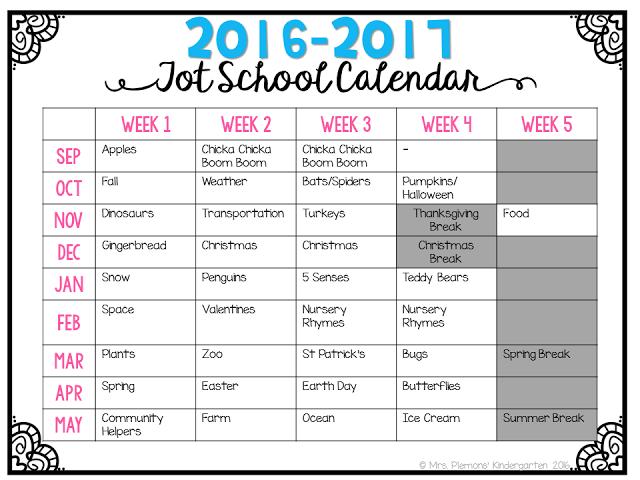 Calendar Design For Preschool : Tot school dinosaurs weekly themes pinterest