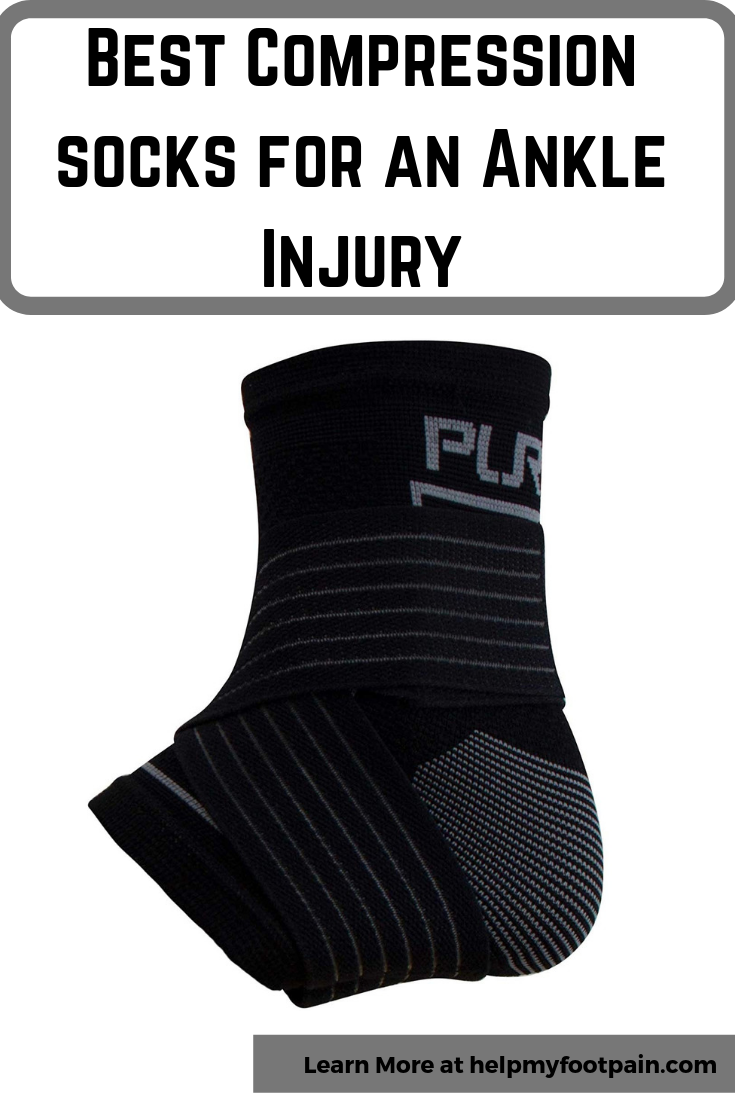 Best Compression Socks For An Ankle Injury Ankle Compression Socks Ankle Injury Compression Socks