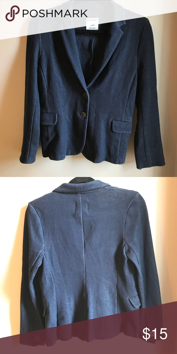 89abfb009 OLD NAVY Casual blazer