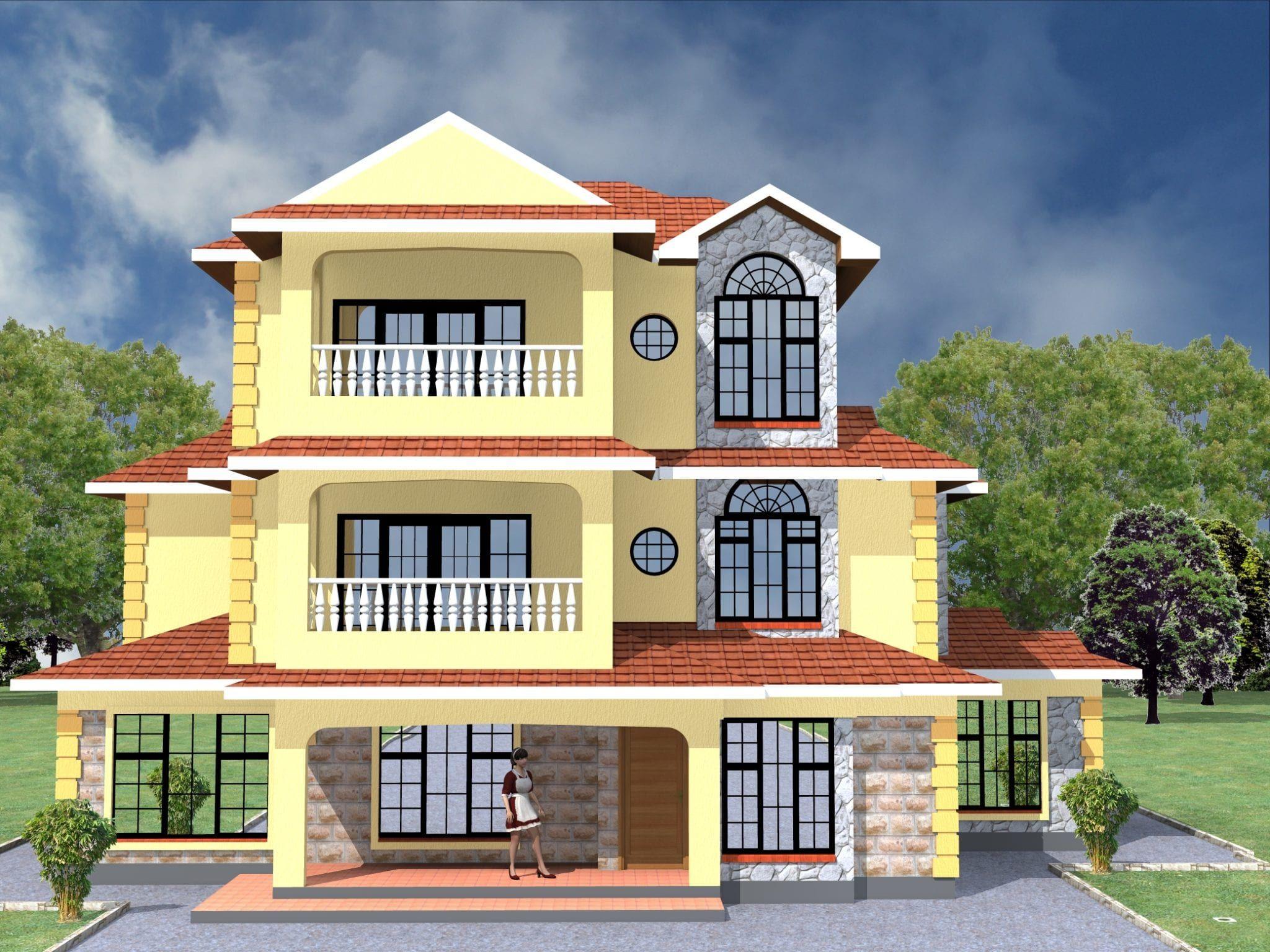 Pin On Maisonette House Design Plans