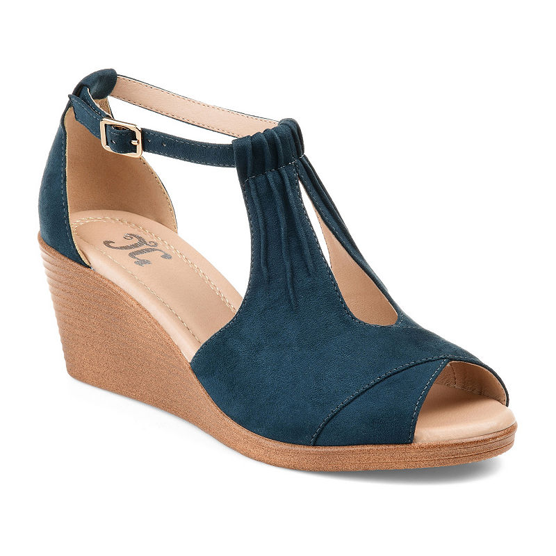 139687d793eb3 Journee Collection Jc Kedzie Womens Wedge Sandals | Products in 2019 ...