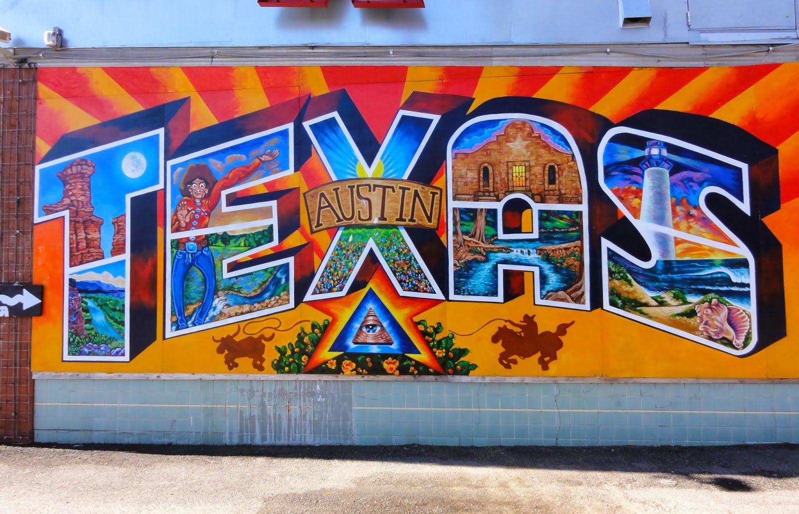 Free fun in austin exploring austins street art murals