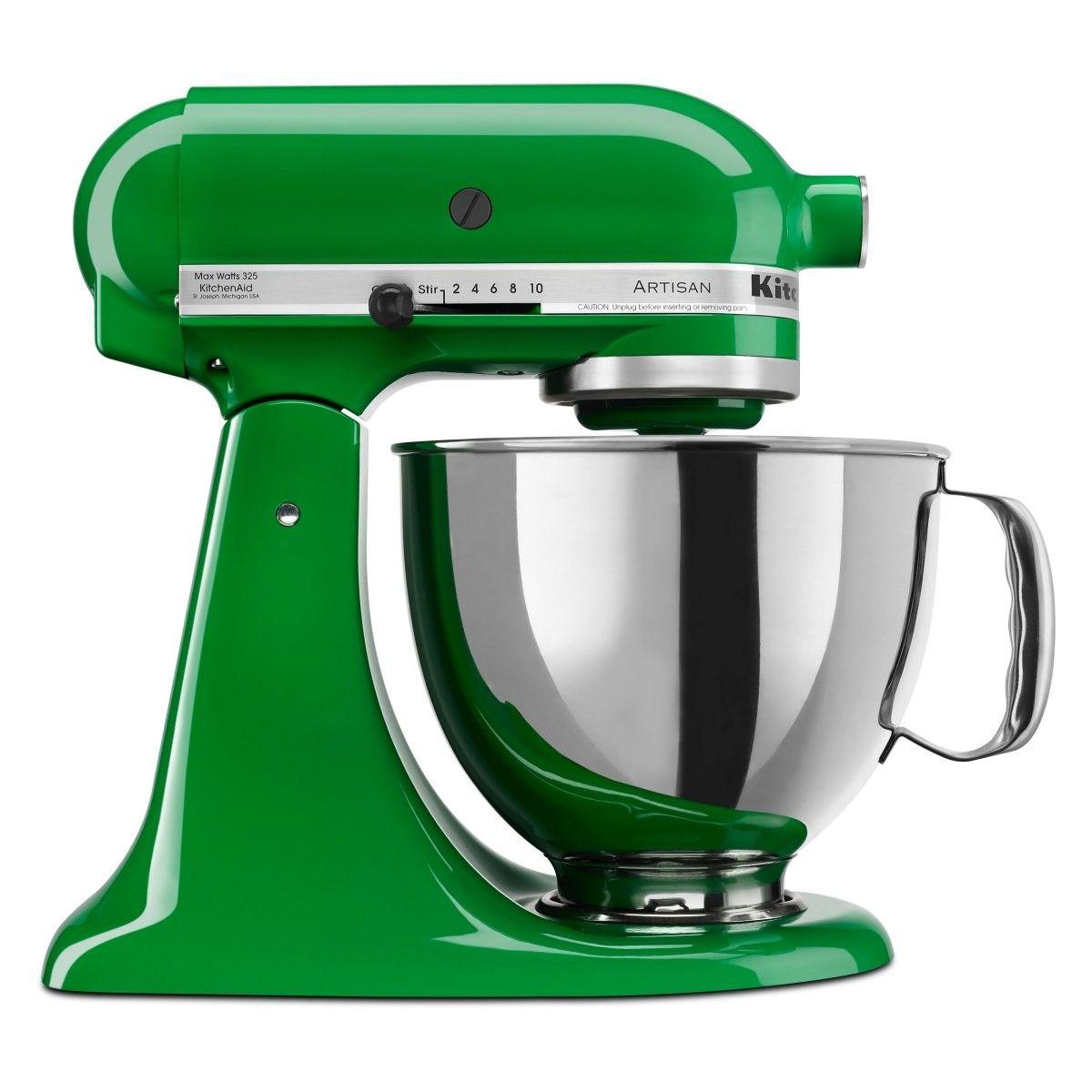 green kitchenaid - Cerca con Google