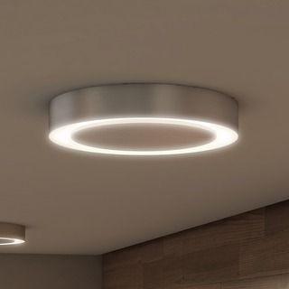 KITCHEN LIGHT VONN Lighting Talitha 16-inch LED Satin Nickel ...