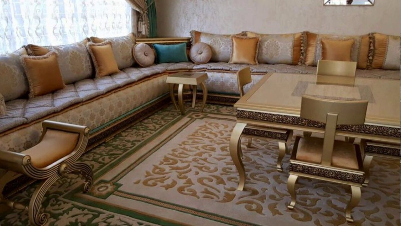 Salon marocain 2018 #Expert #decorator #decoration #Salon ...