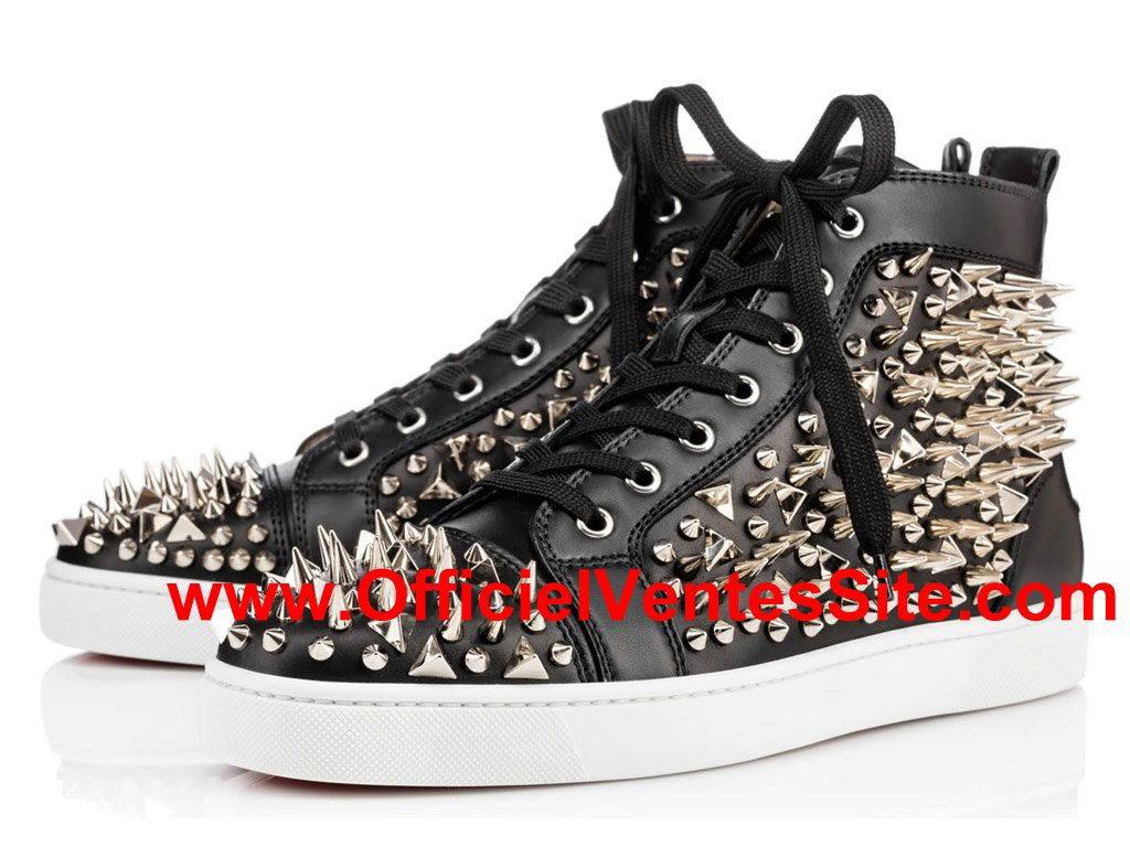 christian louboutin homme basket