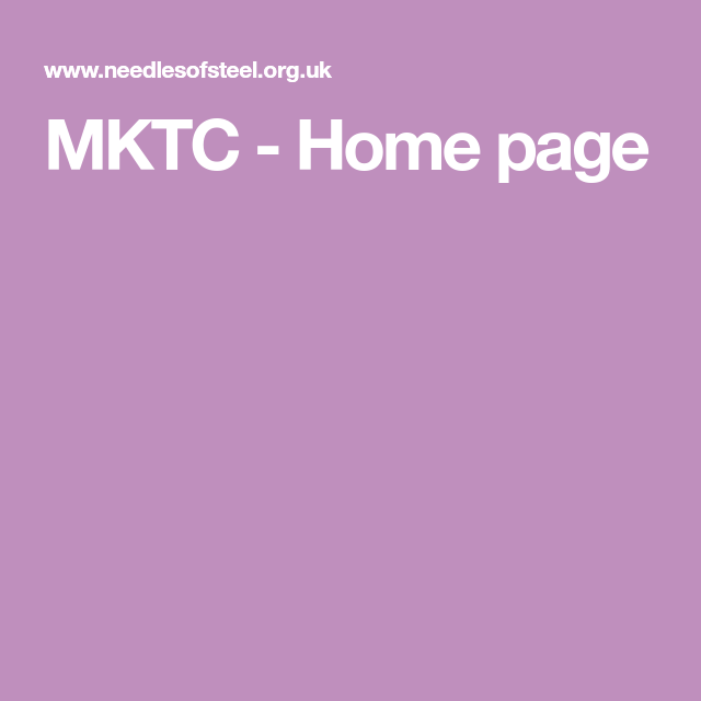 Mktc Home Page