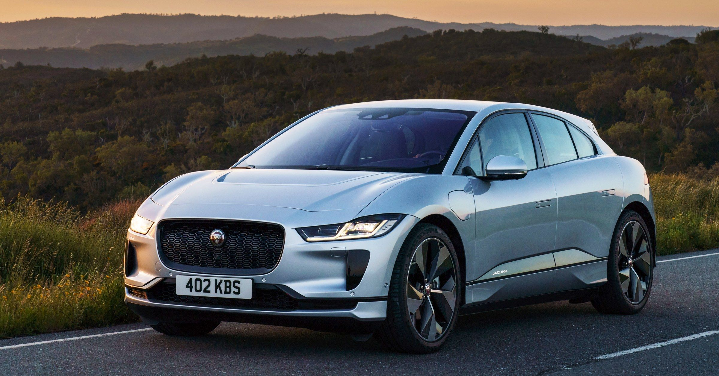 fddbbde2aeae3 The I-Pace posts glorious power numbers and a jolting 0 to 60 mph time—but  that s not what separates it from its rivals.