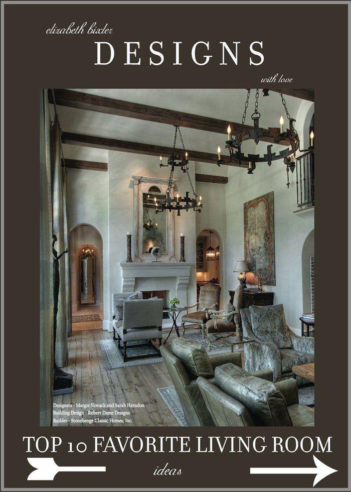 Top 10 Favorite Grey Living Room Ideas #coastallivingrooms