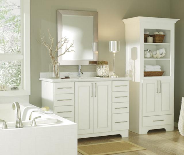 15 color secrets that will make your bathroom look expensive rh pinterest de