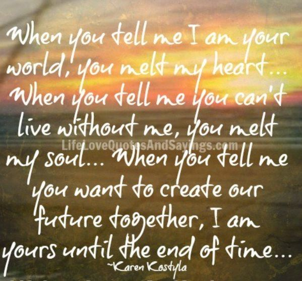 Latest HD Your Forever In My Heart Quotes