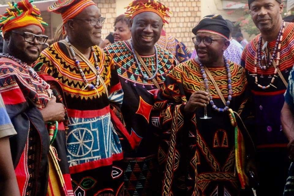 Best African Cultural Outfits Styles For Couples Including