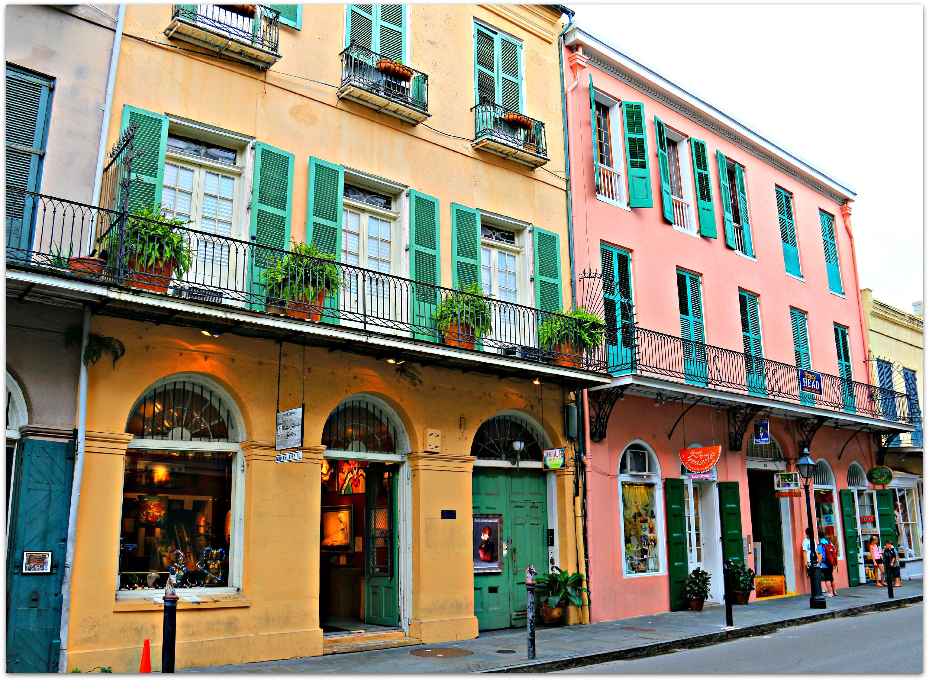 the french quarter also known as the vieux carr is the oldest rh pinterest com