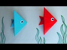 Fische Basteln Mit Kindern Ideen Zum Geschenk Basteln Mit