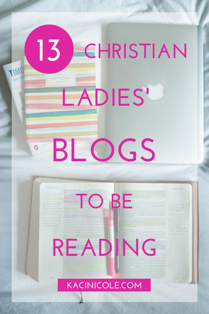 good christian blogs