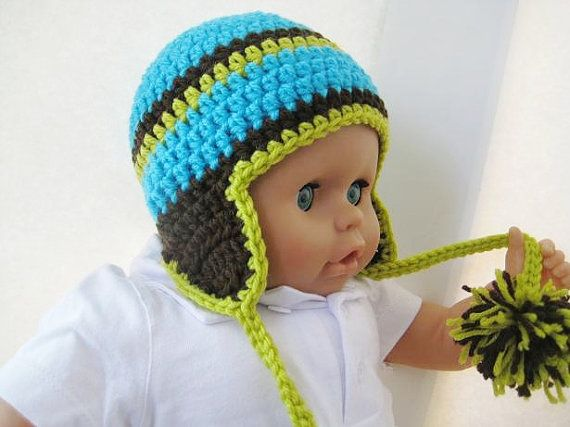 Crochet Hat Pattern  e057cc635b5