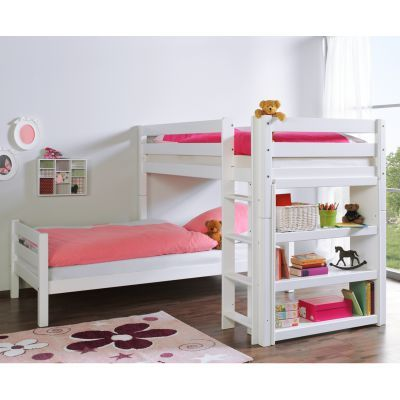 etagenbetten das platzsparende bett f r zwei kinder home24 kinderzimmer etagenbett. Black Bedroom Furniture Sets. Home Design Ideas
