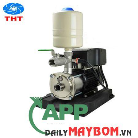 Máy bơm tăng áp tự động biến tần APP VFD-54