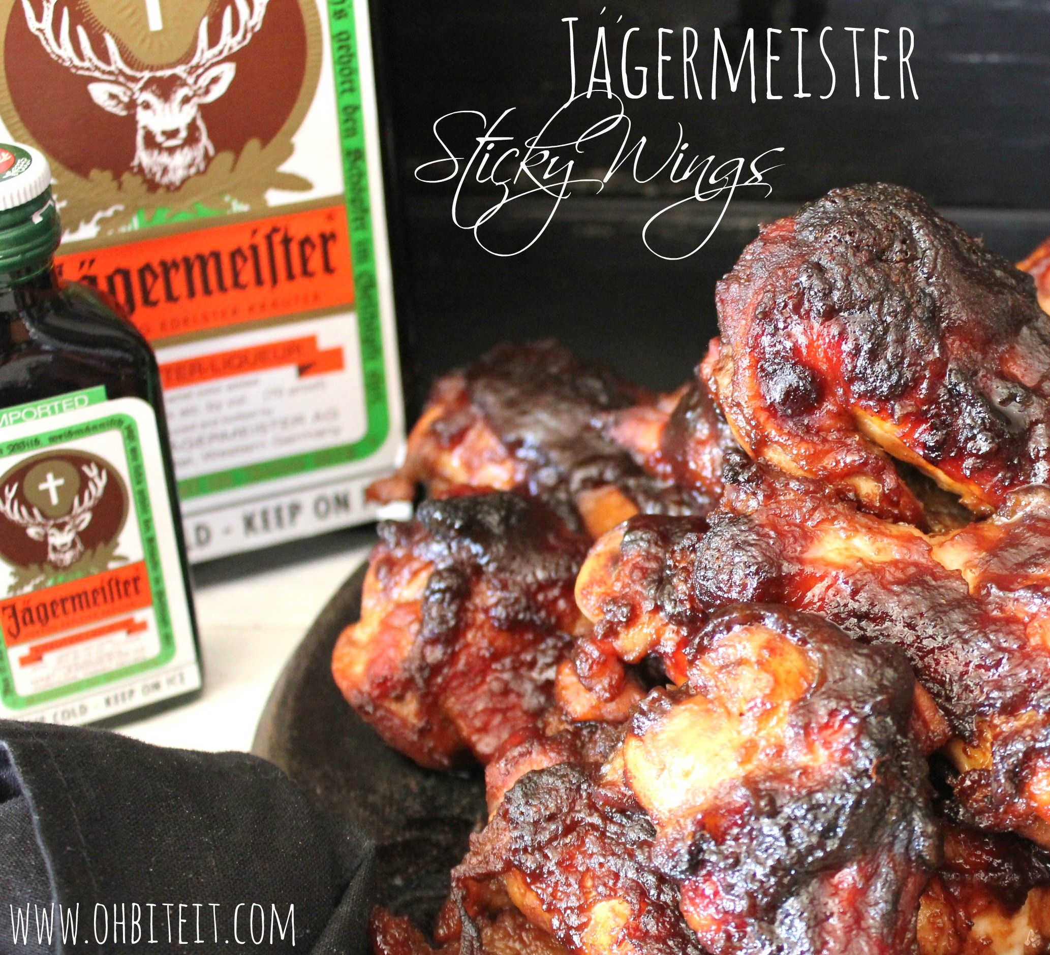 Jagermeister sticky wings food pinterest food and recipes recipes forumfinder Choice Image