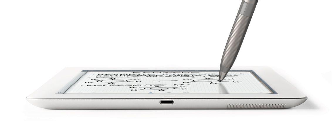 Adonit Jot Script Evernote Edition - Fine Point Stylus - for iPad mit schmaler Spitze