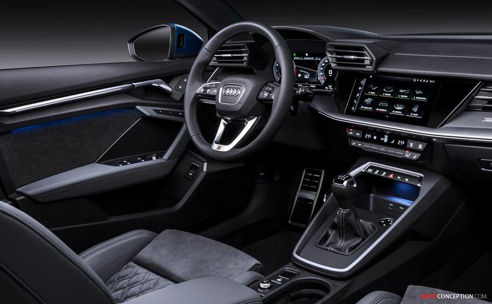 New Audi A3 Sportback Gets Lamborghini Inspired Design Autoconception Com In 2020 Audi A3 Sportback Audi A3 Audi