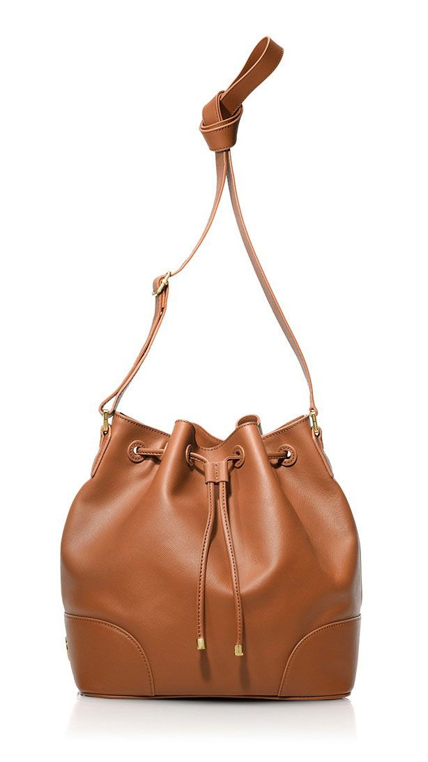 dcaeea575fc0 Tory Burch Robinson Drawstring Bucket Bag