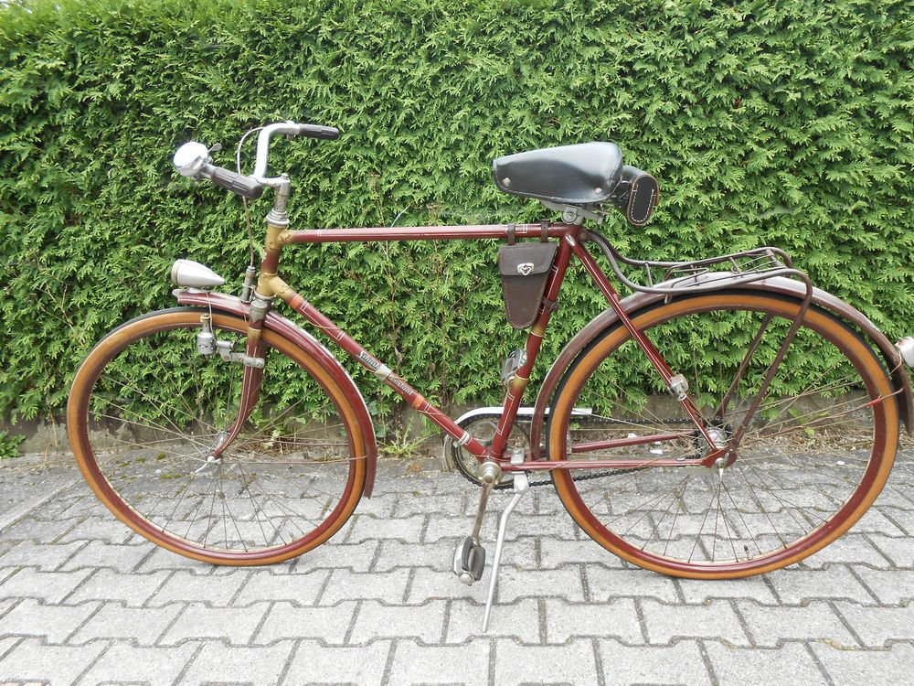 Schurhoff Constant Oldtimer Fahrrad Raritat Kein Adler Nsu
