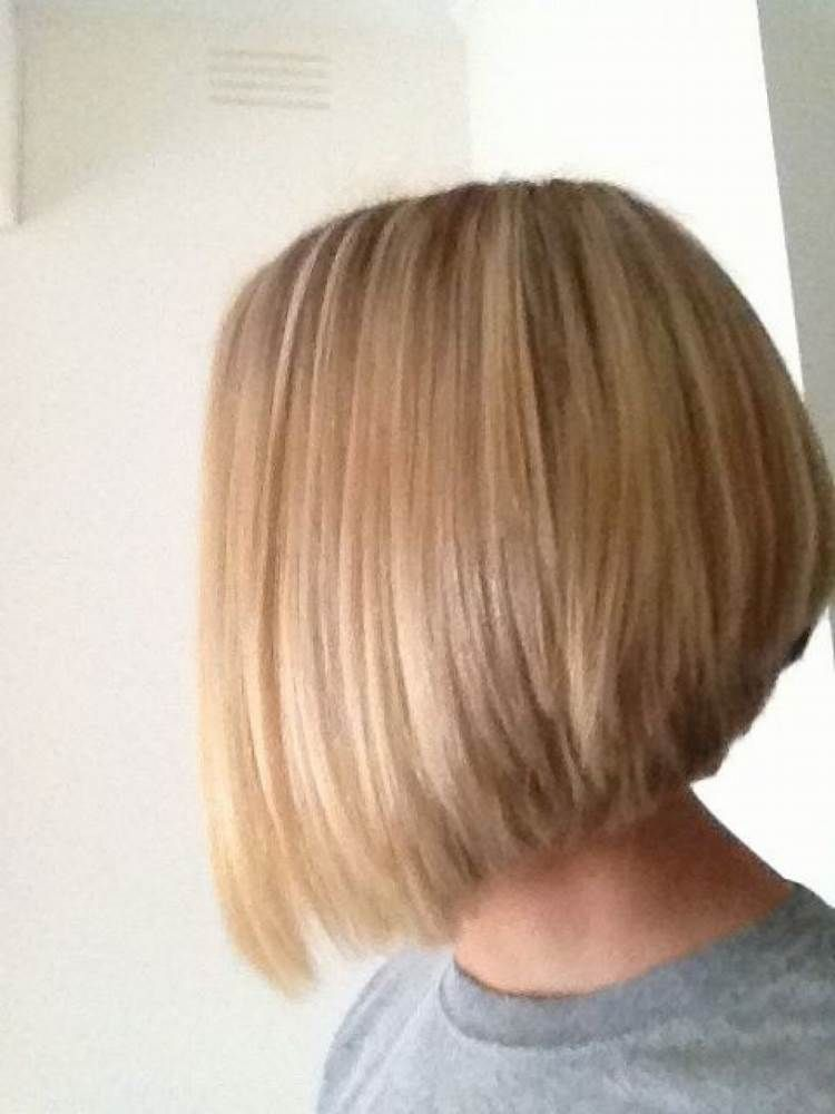 Image Result For Stacked Bob Hairstyles Back View Stacked Bob